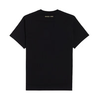 Mixed Graphic T-Shirt <P> Black