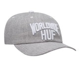 HUF Manhattan CV Hat <p>Heather Grey