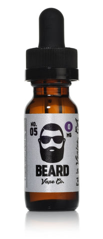 Beard Vape Co - No. 05