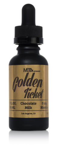Met4 Vapor - Golden Ticket