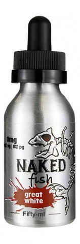 Naked Fish - Great White (50ml)