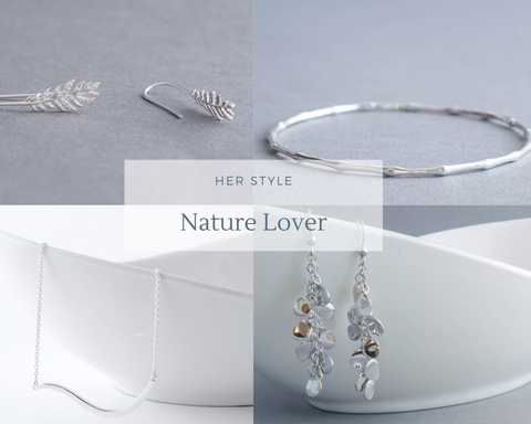 Jewellery gifts for Her Nature