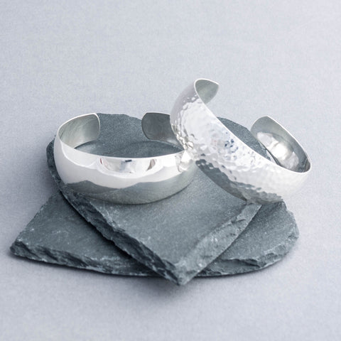 Chunky Sterling Silver Jewellery