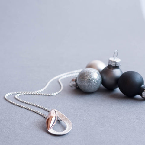Christmas Gifts for Her - Sterling Silver Necklaces and Pendants