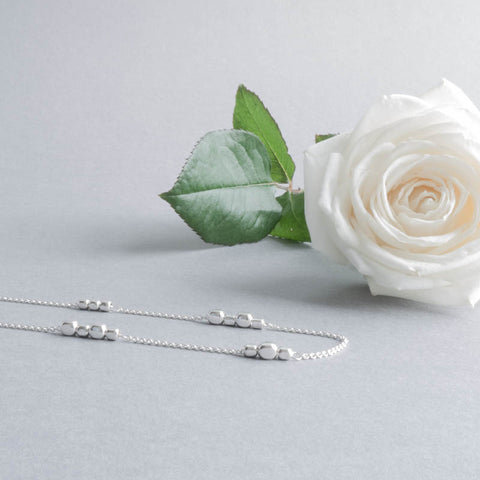 Endless Sterling Silver Long Necklace