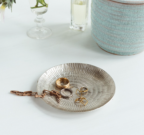 Brass Jewellery Dish