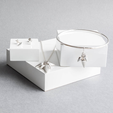 Metropolitan Silver Jewellery Collection