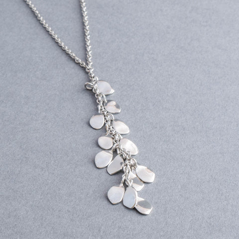 Rainfall Sterling Silver Necklace