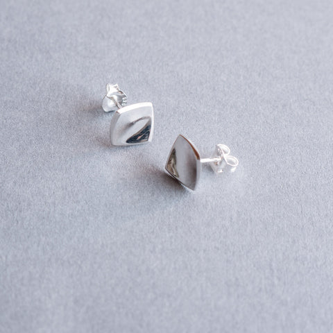 Corin Sterling Silver Stud Earrings