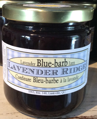 Condiments - Condiment - Blue Barb Jam, Configure Bleue Barb.