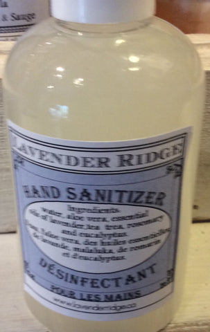 Salves - Body - Hand Sanitizer - Disinfectants Pour Les Mains
