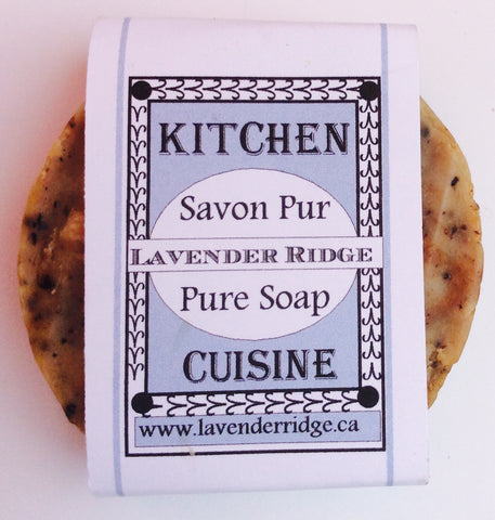 Soaps - Soap - Savon Cuisine - Kitchen Soap