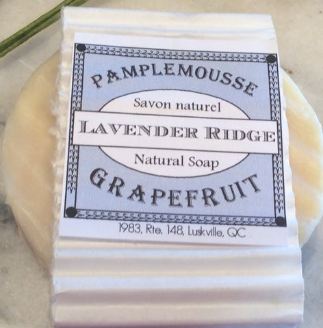 Soaps - Soap - Savon Pamplemousse - Grapefruit Soap