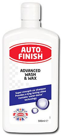 Advance Wash & Wax 500ml