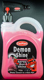 Demon Shine spray gun shine