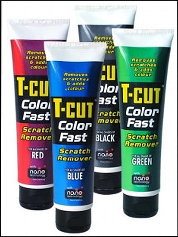 T-Cut Color Fast scratch Remover - Red