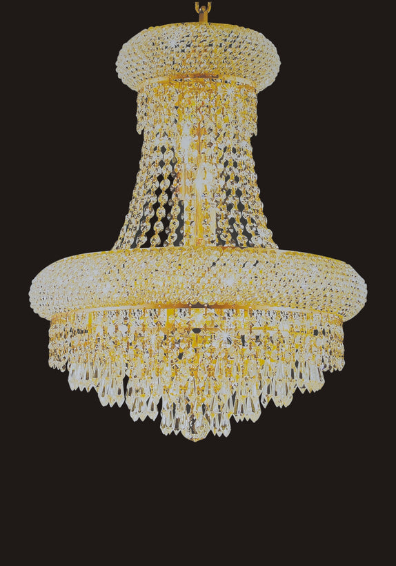 Small Chandeliers (12 Inch - 24 Inch)