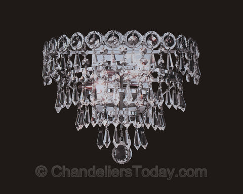 century wall sconce