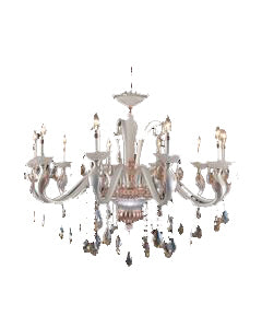 Maria Theresa #13622-H 8-Light