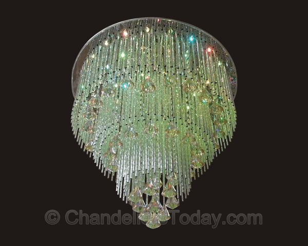 LED chandeliers