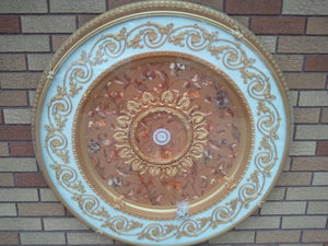 Ceiling medallion Round-2-s-067
