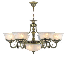 Alabaster chandelier 239 63 light chandeliers today alabaster chandelier6 aloadofball Image collections