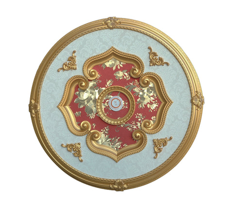 Ceiling Medallion #ROUND-S-093