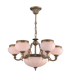 Alabaster chandelier 4400 h 63 light chandeliers today alabaster chandelier14 aloadofball Image collections