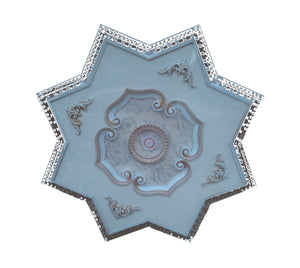 Star Ceiling Medallion #STAR-F3-083