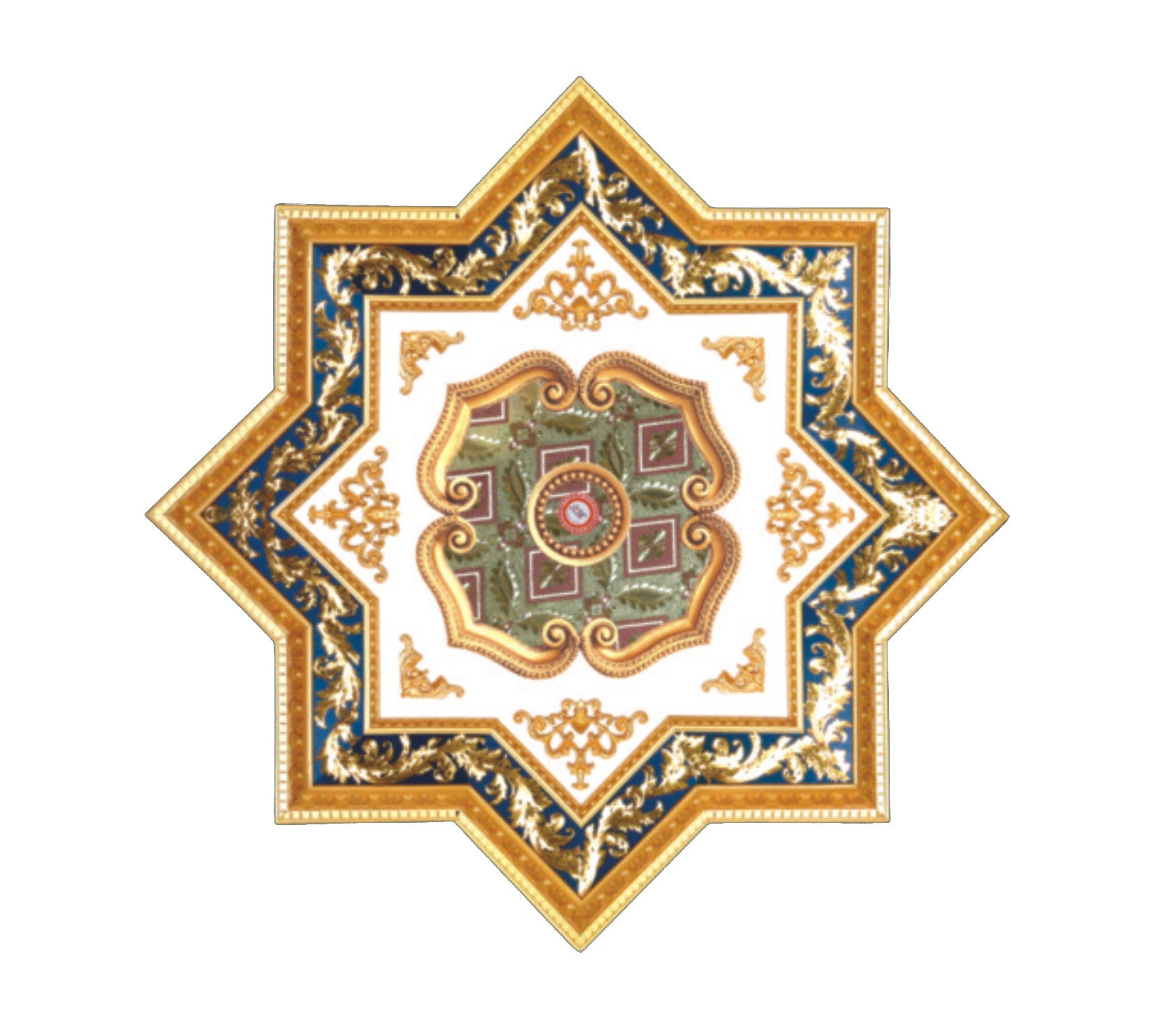 Ceiling Medallion #STAR-2S-036