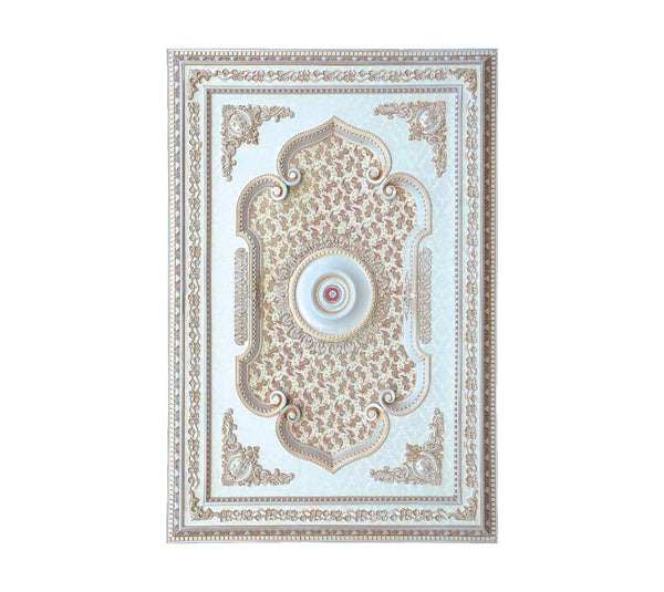Rectangle Ceiling Medallion Rectangle 5 S 103