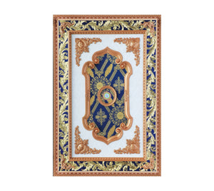 Rectangle Ceiling Medallion #RECTANGLE-2S-046