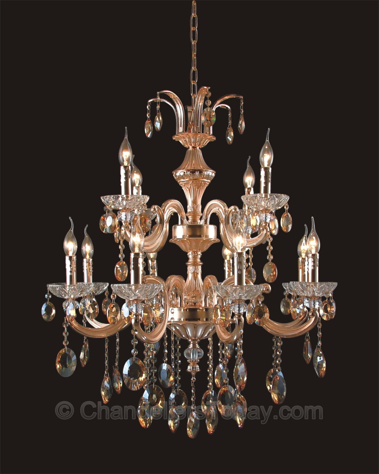Maria Theresa 12 Light – Chandeliers Today
