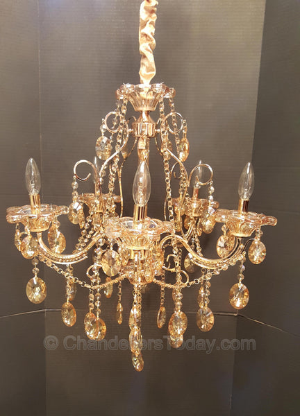 Maria Theresa #86059 5-Light