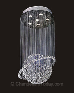 Unique chandelier collection chandeliers today modern chandelier aloadofball Image collections