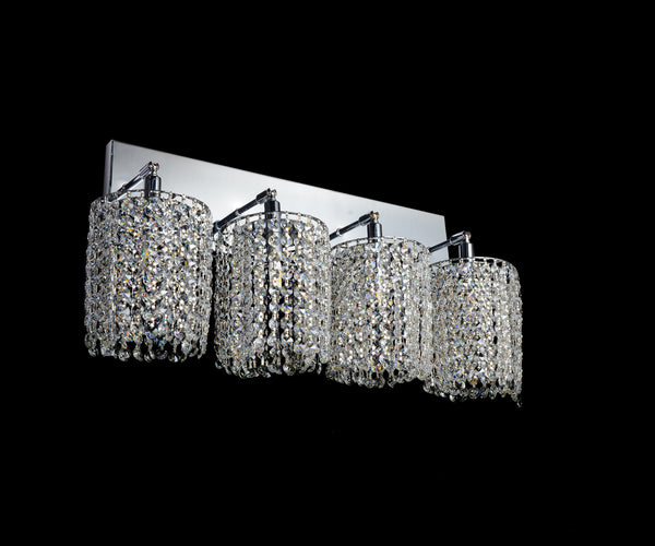 Curtain 4 Lights Wall Sconce