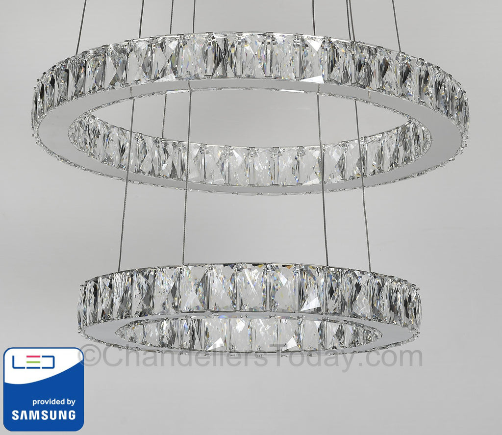hunston samsung led chandelier