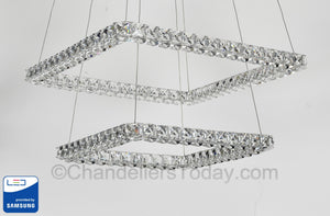 samsung led chandelier