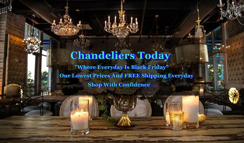 Crystal Chandeliers And Ceiling Medallions At Discounted Prices U2013  Chandeliers Today