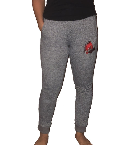 Bardown Slimfit Sweat Pants Light Grey