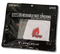 Levelwear Guard 2 Face Masks - 3 Pack