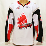 2010-11 Reebok Game Worn Jersey #20 (White)
