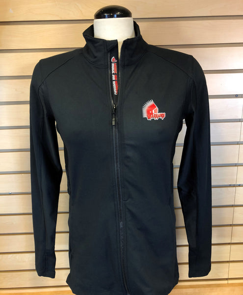 Ladies Warriors Full Zip