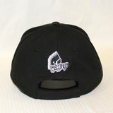 New Era Shaded Front 9FORTY Adjustable Hat - Heathered Black