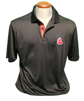Level Wear Hellium Golf Shirt Black
