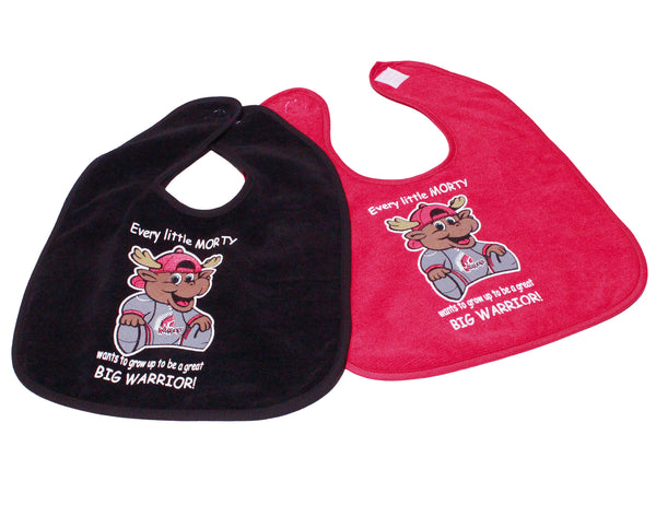 Baby Morty Bibs
