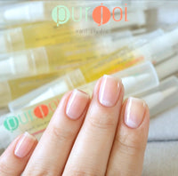 Organic Nail & Cuticle Oil Treatment - Purjoi Nail Studio