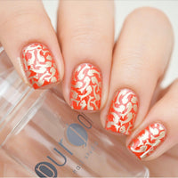 Clear Nail Stamper With Cap - 2.8 CM