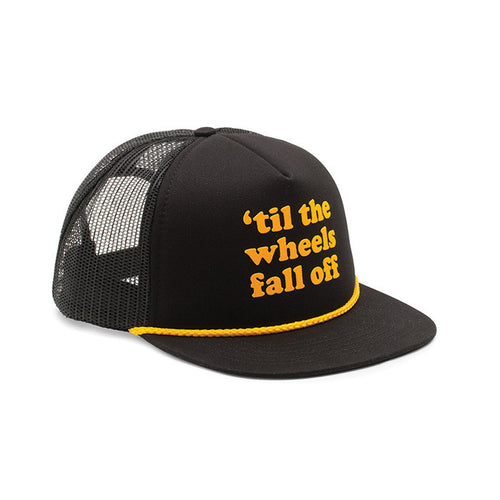 WHEELS MESH HAT
