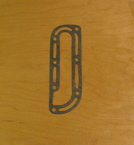 Scott Atwater /McCulloch outboard exhaust cover gasket 7.5hp, 9hp low profile motors